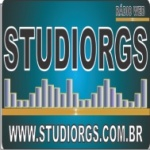 Logo da emissora Rádio Web Studio RGS