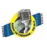 Logo da emissora Rádio Getsêmane 99.9 FM