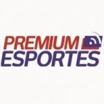 Logo da emissora Premium Esportes