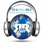 Logo da emissora Radio Makarska Rivijera 97.6 FM