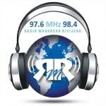 Logo da emissora Rádio Makarska 97.6 FM