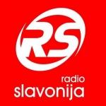 Logo da emissora Rádio Slavonija 88.6 FM