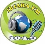 Logo da emissora Rádio Ibiara 104.9 FM