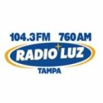 Logo da emissora WLCC 760 AM