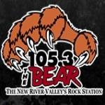 Logo da emissora WBRW 105.3 FM