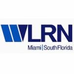 Logo da emissora Radio WLRN 91.3 FM