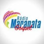 Logo da emissora Rádio Maranata Gospel