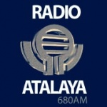 Logo da emissora Radio Atalaya 680 AM