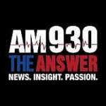 Logo da emissora Radio WLSS 930 AM