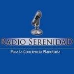 Logo da emissora Rádio Serenidad