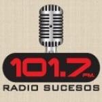 Logo da emissora Radio Sucesos 101.7 FM