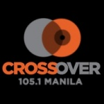 Logo da emissora Rádio Crossover 105.1 FM