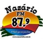 Logo da emissora Rádio Nazário 87.9 FM
