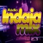 Logo da emissora Rádio Indaia Mix