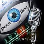 Logo da emissora Rádio Doce Olhar 94.7 FM