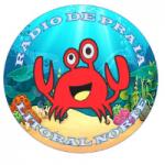 Logo da emissora Rádio De Praia