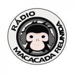 Logo da emissora Rádio Macacada Reunida