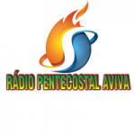 Logo da emissora Rádio Pentecostal Aviva