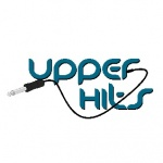 Logo da emissora Rádio Upper Hits