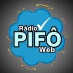 Logo da emissora Rádio Pifô Web