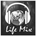 Logo da emissora Rádio Life Mix