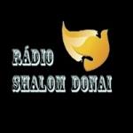 Logo da emissora Rádio Shalom Donai