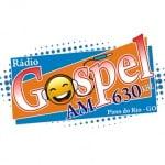 Logo da emissora Radio Gospel AM 630