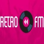 Logo da emissora Rádio Retro FM