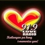 Logo da emissora Rádio Love Bacolod 91.9 FM