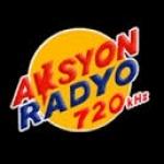 Logo da emissora Rádio Aksyon Iloilo 720 AM