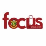 Logo da emissora Rádio Focus 94.3 FM