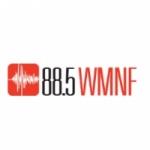 Logo da emissora Radio WMNF 88.5 FM