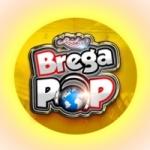 Logo da emissora Rádio Brega Pop