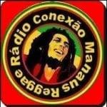 Logo da emissora Rádio Conexão Reggae