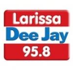 Logo da emissora Rádio Dee Jay 95.7 FM