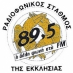 Logo da emissora Rádio Ecclesia Church 89.5 FM