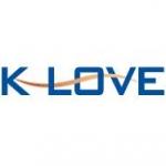 Logo da emissora KLOV 89.3 FM K-LOVE