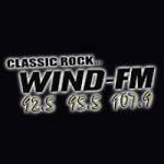 Logo da emissora Radio WNDD 95.5 FM