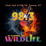 Logo da emissora KADQ 98.3 FM
