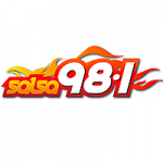 Logo da emissora Radio WNUE 98.1 FM