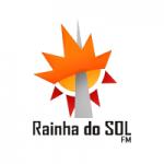 Logo da emissora Rádio Rainha 105.9 FM
