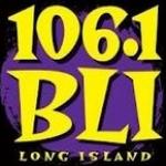 Logo da emissora WBLI 106.1 FM