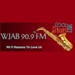 Logo da emissora WJAB 90.9 FM