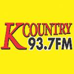Logo da emissora Radio WOGK 93.7 FM