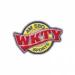 Logo da emissora WKTY 580 AM