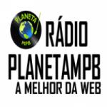 Logo da emissora Rádio Planeta MPB
