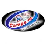 Logo da emissora Radio Campo FM 87.9