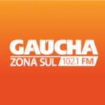 Logo da emissora Rádio Gaúcha Zona Sul 102.1 FM
