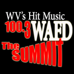 Logo da emissora WAFD 100.3 FM The Summit