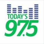 Logo da emissora WLTF 97.5 FM